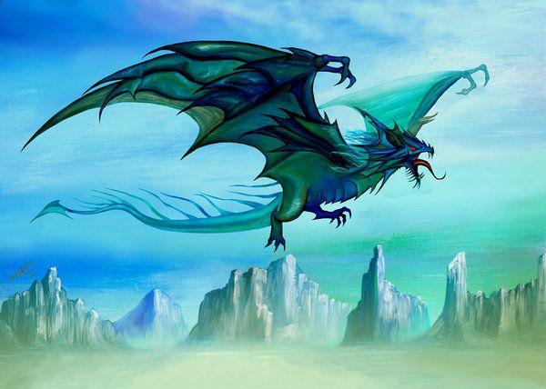 Картинки ветреного дракона