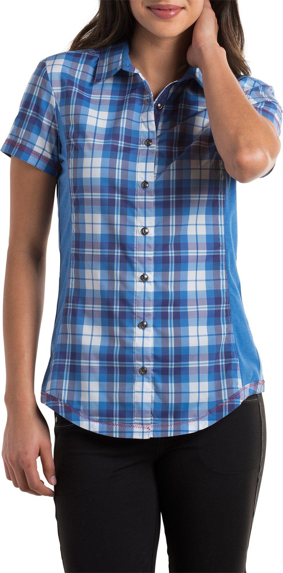 Flannel shirt apron  Kuhl Suono Shirt  Womenus  Fashion  Pinterest  Clothes and Fashion
