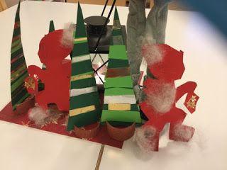Eskarielämää: Joulun taikaa