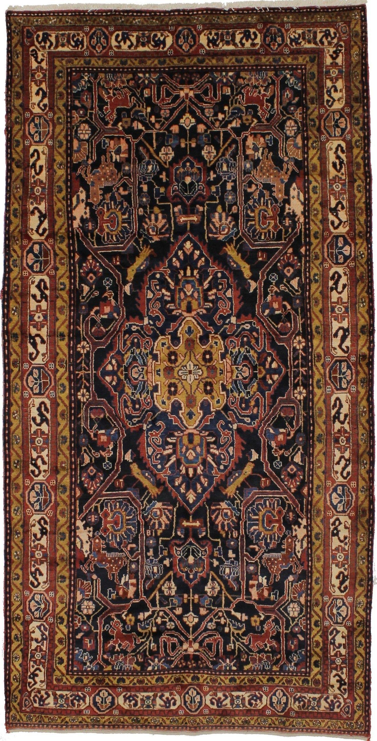 Nahavand Hamedan Persian Wool Oriental