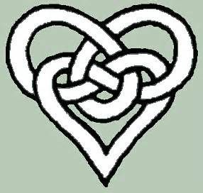 Heart Celtic Knot Yahoo Image Search Results Celtic Heart Tattoo Small Celtic Tattoos Heart Tattoo