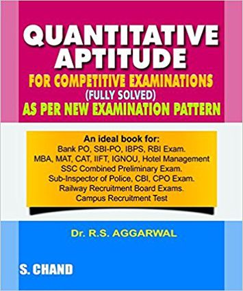 Rs Aggarwal Mathematics Book For Competitive Exams Pdf