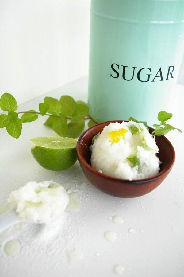 Citrus Sugar Scrub for an at home spa experience! Sugar amp Cloth by Top Houston Lifestyle Blogger As