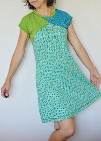 diario de naii: Vestido Hana