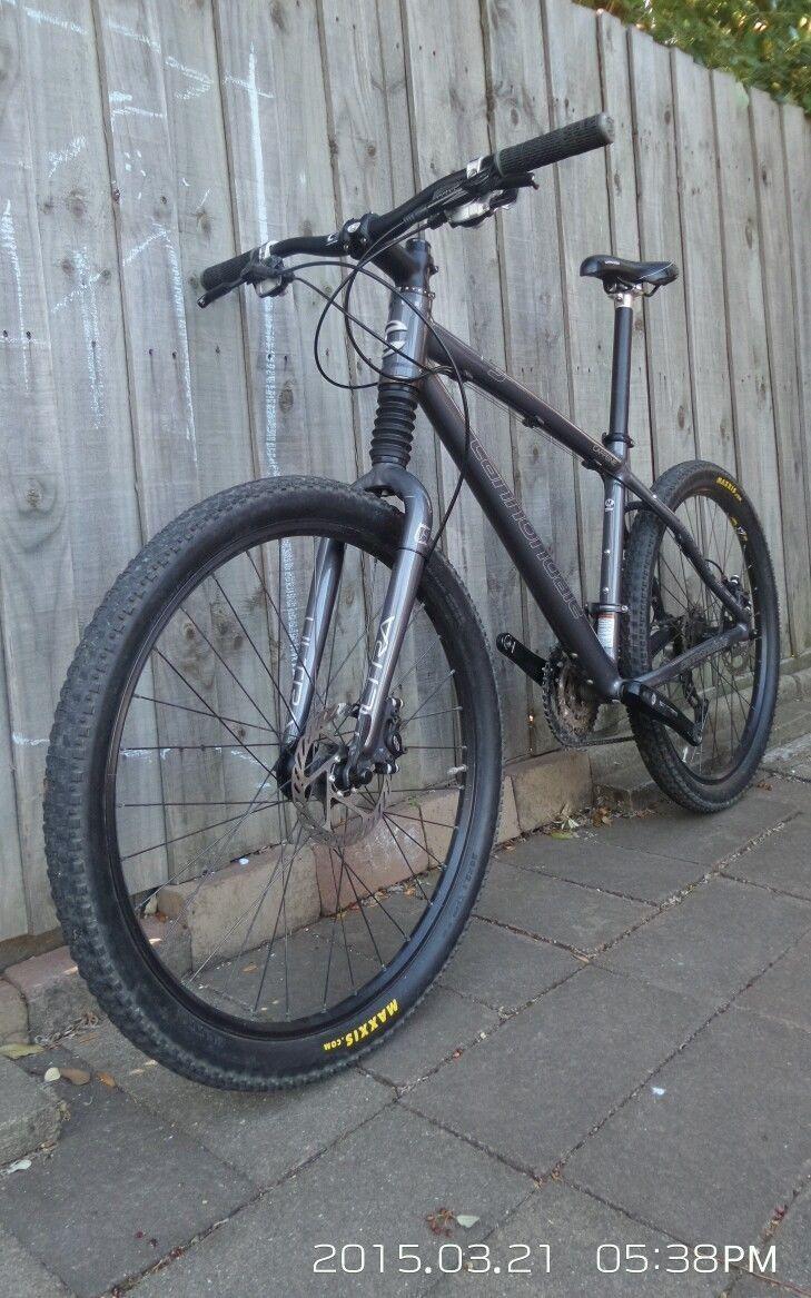 d325e13b230 Cannondale Caffeine F3 Mountain Bike Handmade IN USA | eBay | Bikes ...