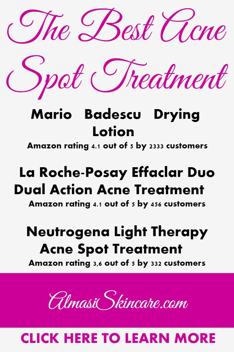 The Best Acne Spot Treatment Share All Your Pins Group Board
