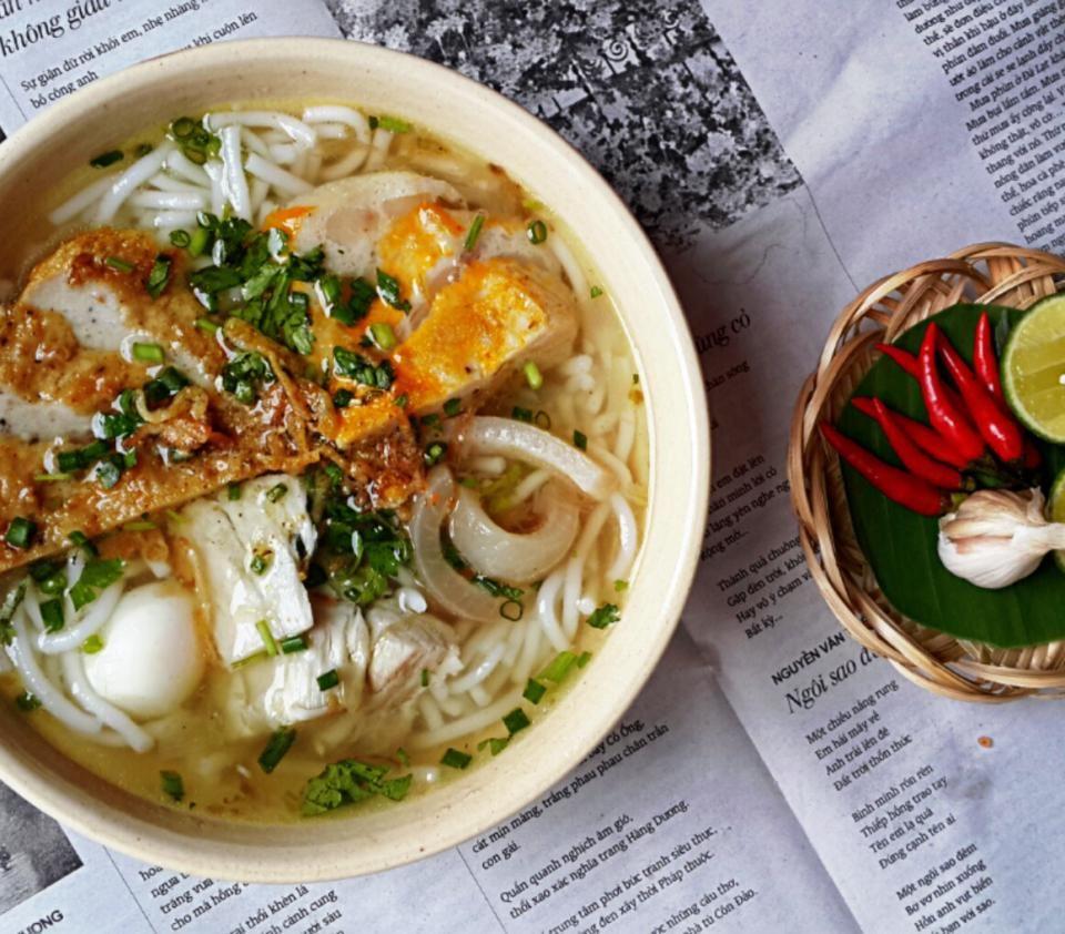 Bánh canh chả cá Phan Thiết tại Quán 86 - Phan Thiết Hội - 91205