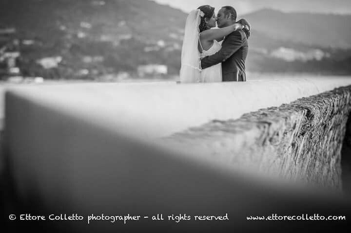 Wedding in Sicily.... kisses By Ettore Colletto - fotografo per matrimoni in Sicilia