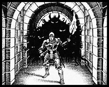 Averlorn Campaign Dungeon Module B2 Into the Bugbear's