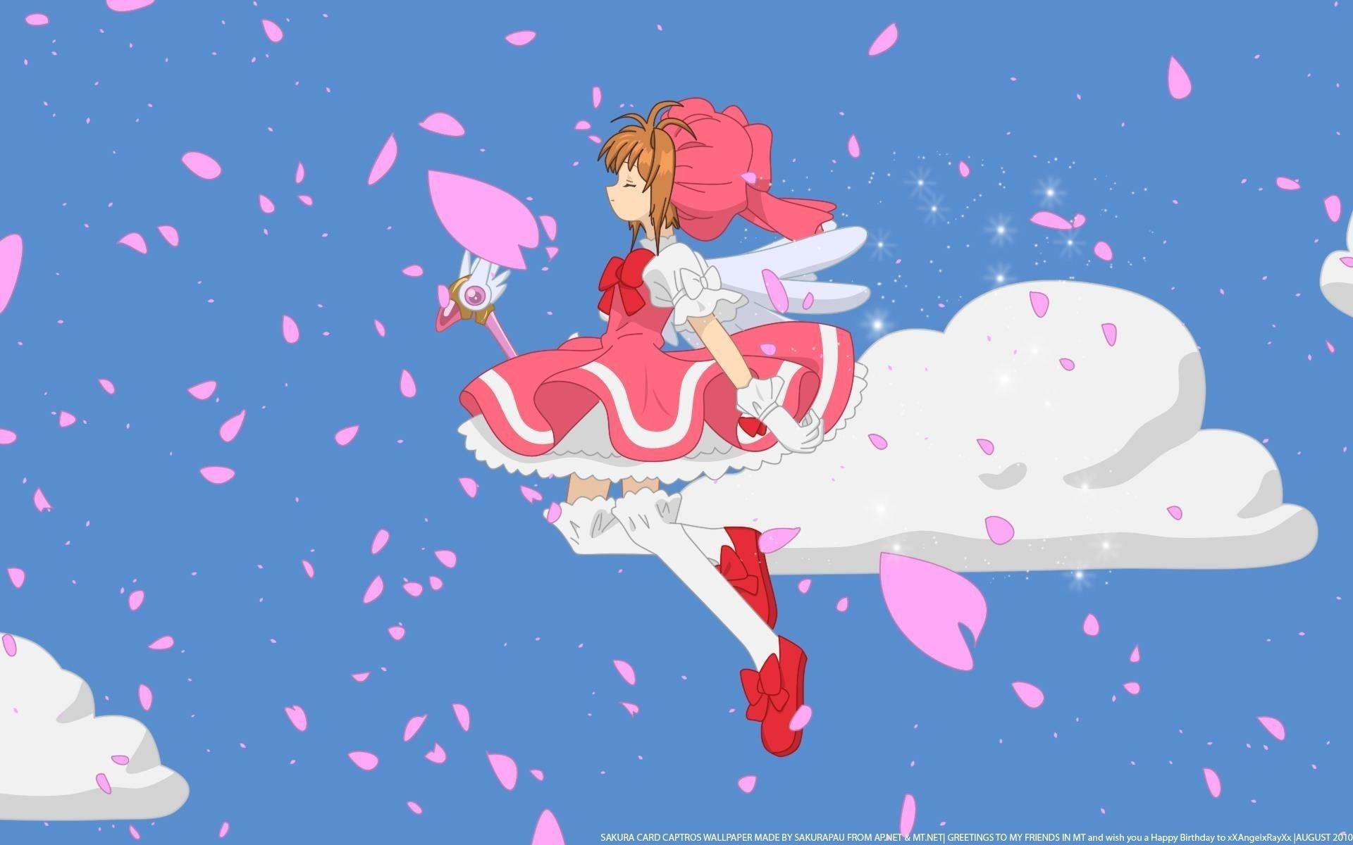 Beautiful Cardcaptor Sakura Wallpaper Sakura Card Cardcaptor Sakura Cardcaptor