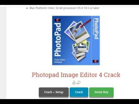 photopad image editor 4 crack plus serial key hd image editor rh pinterest com