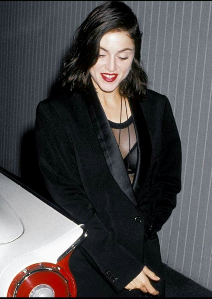 Madonna Dark Hair : madonna, Madonna, Madonna,, Photos