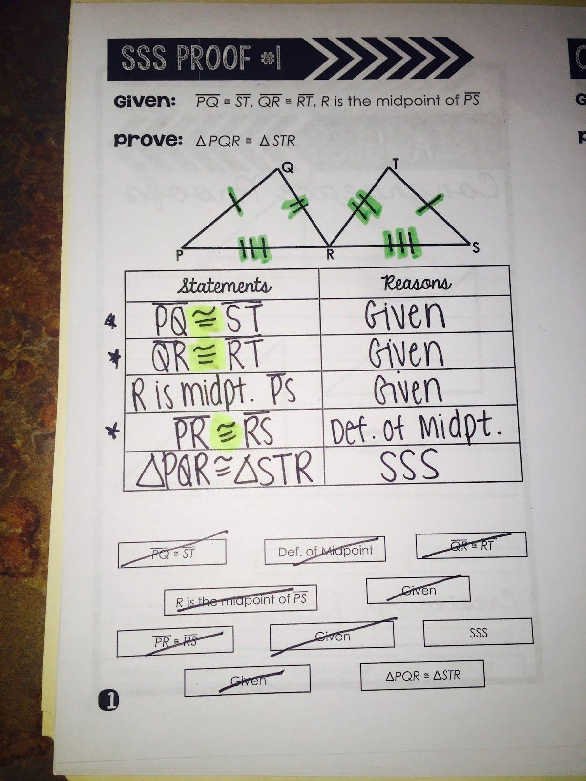 Midsegment Theorem Worksheet Answer Key 40 Best Grade 10