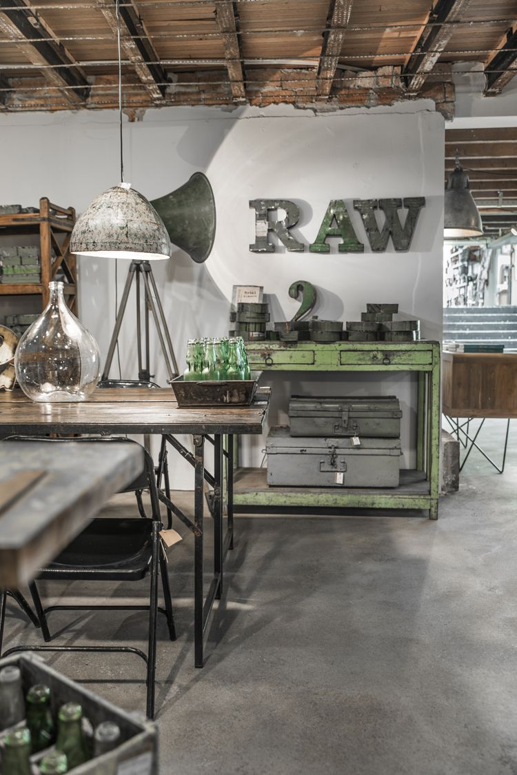 Vintage industrial style Your bedroom is gonna