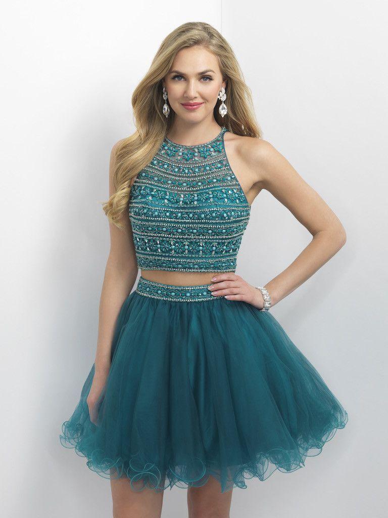 Blush Prom 11163 Evergreen Homecoming Dress | Blush prom ...