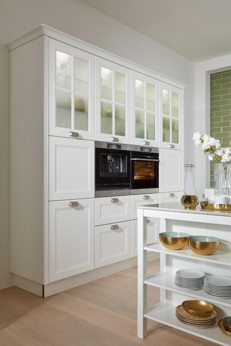 """Küche """"Windsor Lack"""" - Nolte  Küche landhaus modern, Küchen"""