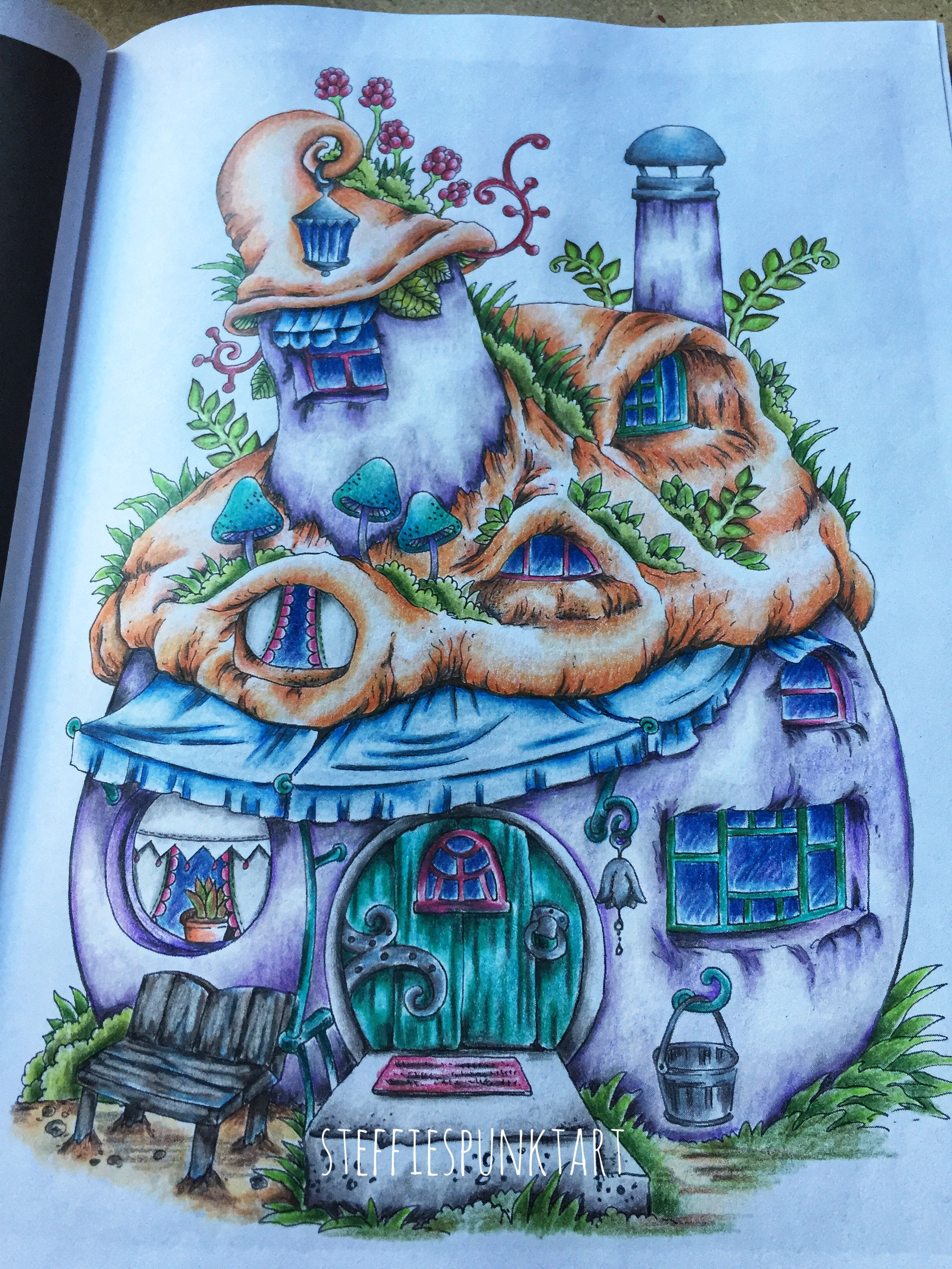 Nice Little 4 Coloring Nice Little Town 4 In