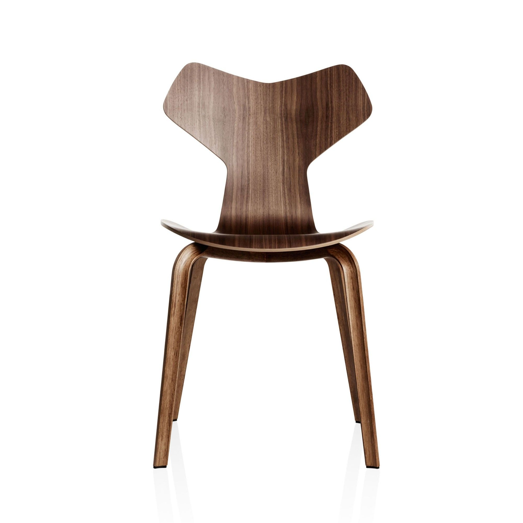 Grand Prix chair wooden legs By Fritz