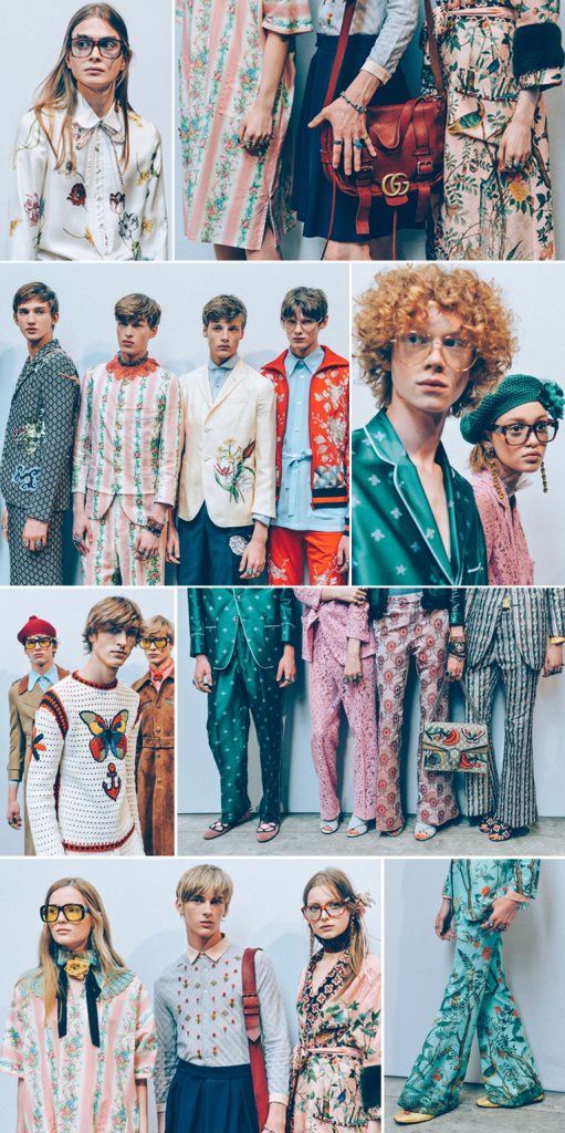 Tommy Ton meets Gucci via HEIMELIG blog.