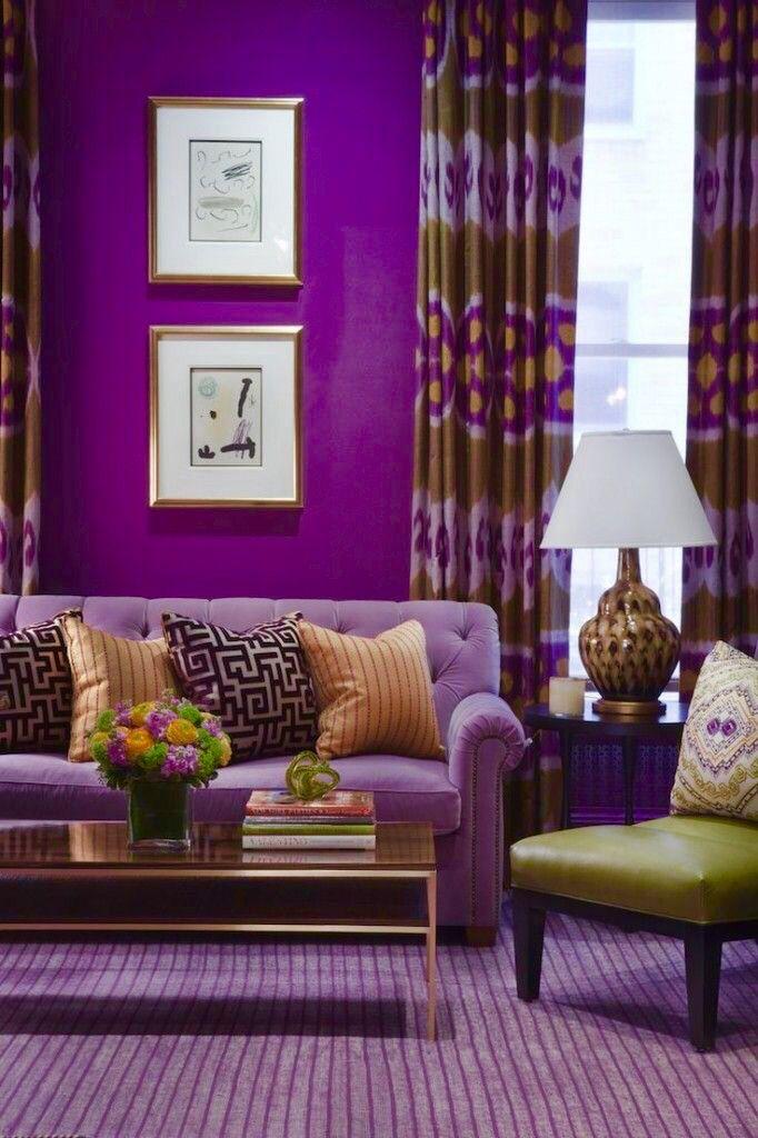 pin by ronnie gladney on interior design purple home decor living rh pinterest ca