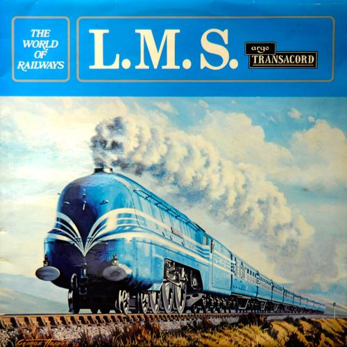 a train sound effects album featuring the famous mallard once one