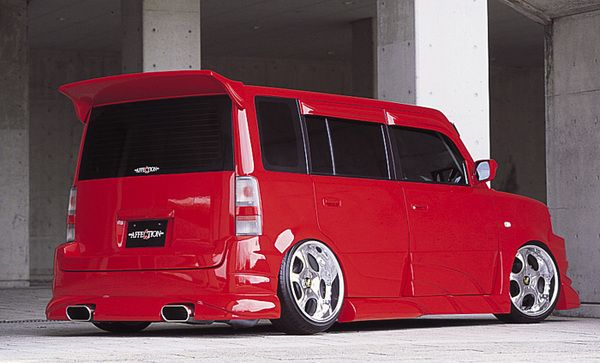 affection jdm aero kit scion xb 04 07 scion xb toyota scion xb scion pinterest