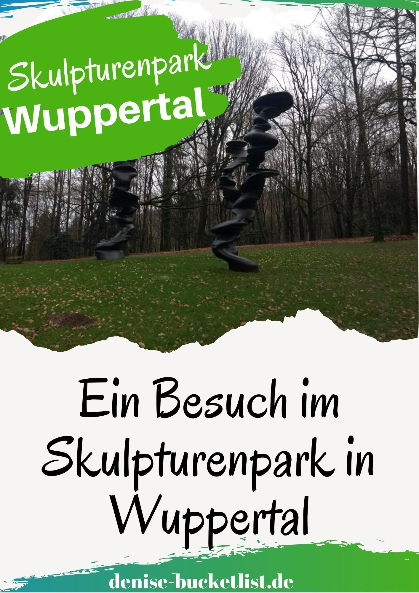 Mein Besuch Im Skulpturenpark Waldfrieden In Wuppertal Wuppertal Irland Reise Skulpturen