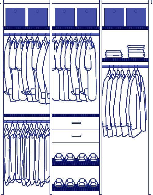 Comment avoir un meilleur style, pour mieux séduire Closet