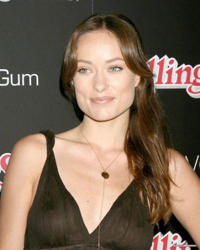 Olivia wilde see through bikini