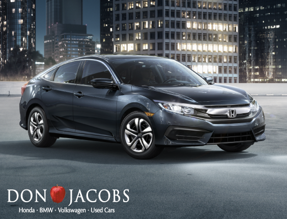 Don Jacobs Honda >> Featuring A Dramatically Redesigned Exterior And Packed With