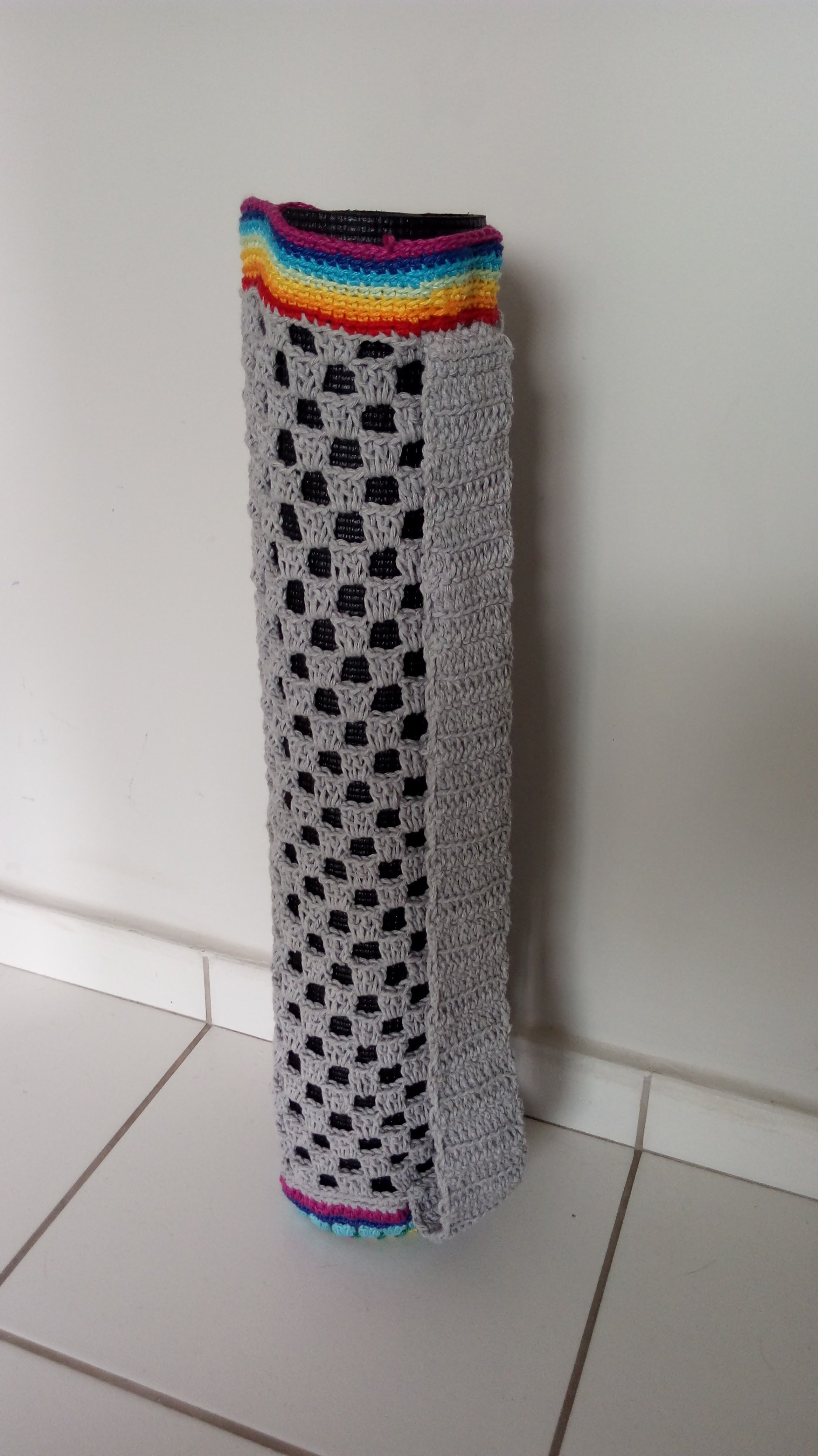 Crochet Yoga Mat Bag Yoga Mat Mat Bag Yoga Mat Bag