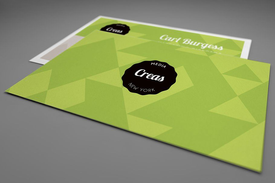 Clean Business Card Template 07 Cleaning Business Cards Business Card Template Card Template