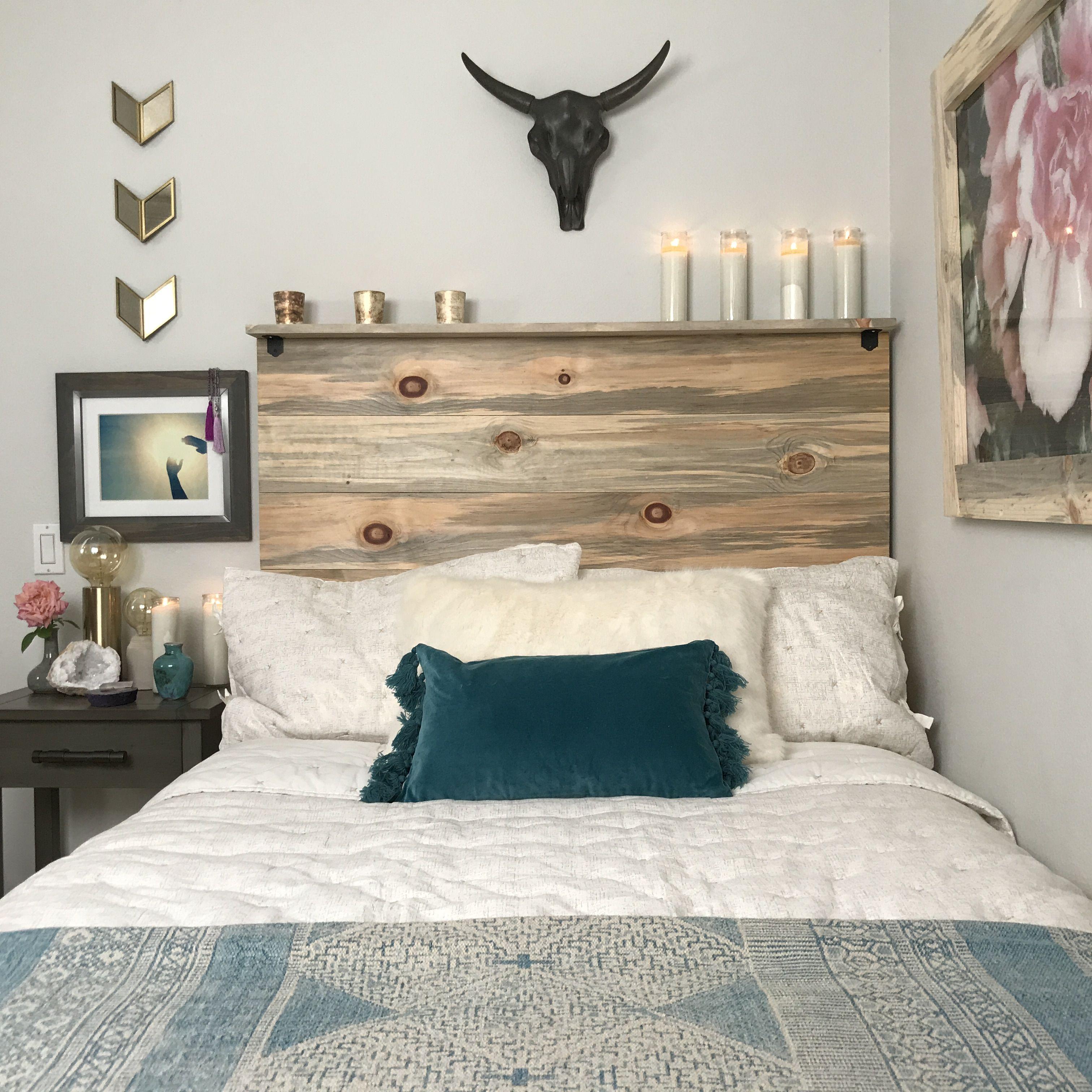 Bohemian Bedroom Decor ALD Studios Allyson