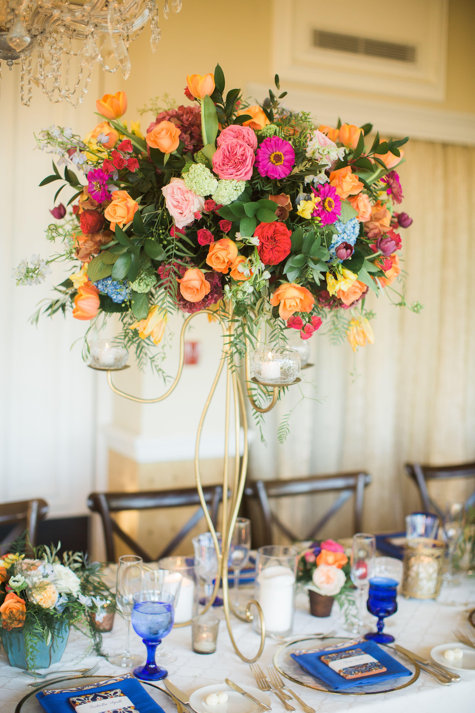 fall floral la valencia crown weddings event in 2019 reception rh pinterest com