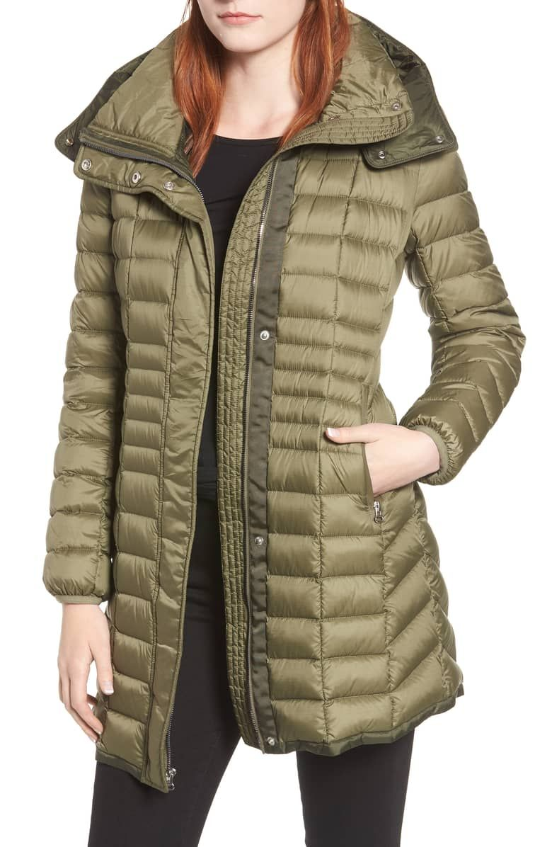 Marc New York Packable Puffer Jacket Nordstrom Puffer Jackets Jackets Marc New York [ 1196 x 780 Pixel ]