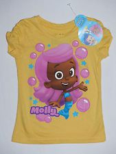 bubble guppies toddler clothing nickelodeon bubble guppies molly toddler girls t