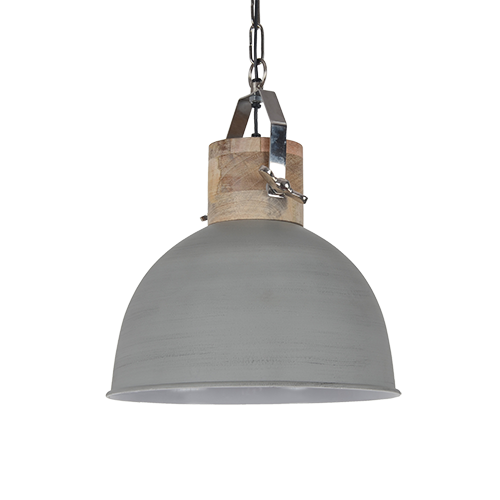 Collectione hanglamp fabriano 30 cm glans wit loods 5 for Collectione lampen