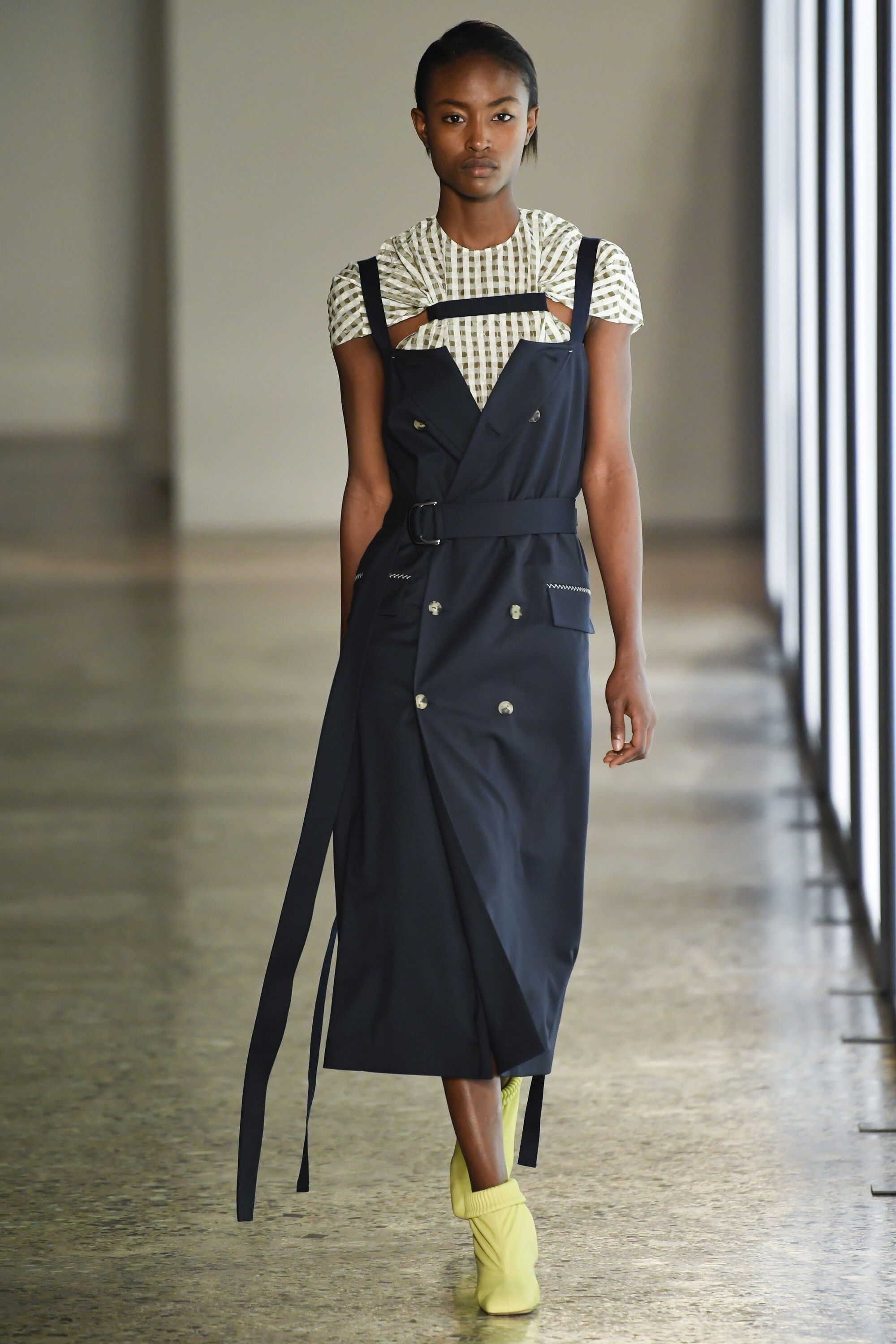 Gabriele colangelo spring readytowear fashion show collection