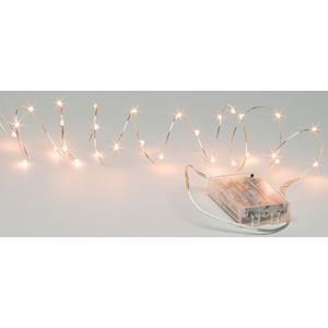 Everlasting Glow Warm White LED String Lights
