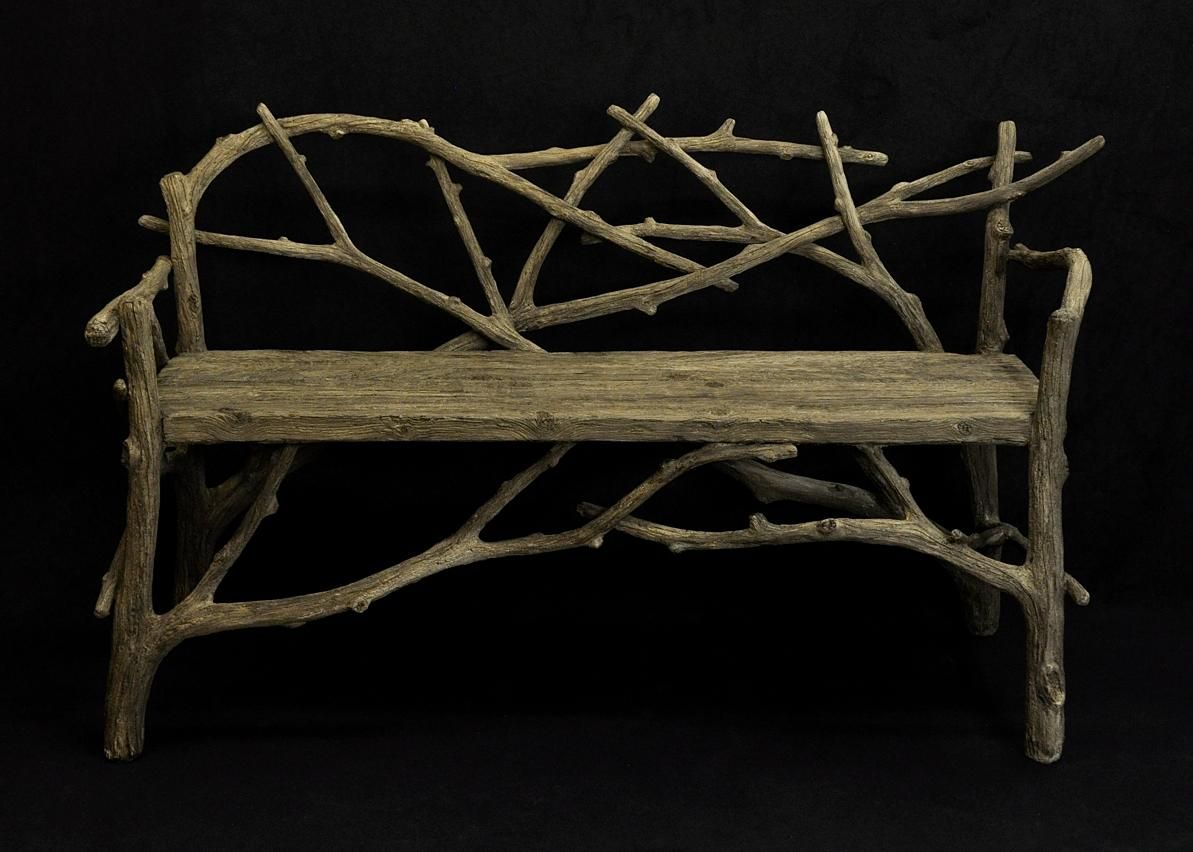 Superb Michael Fogg   Furniture ~ Sculpture ~ Faux Bois