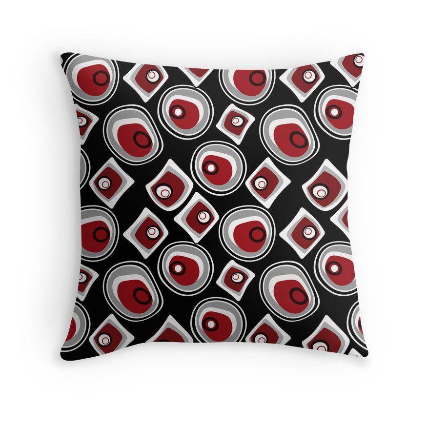 pillow texture seamless. Seamless Texture Geometric Shapes Pillow