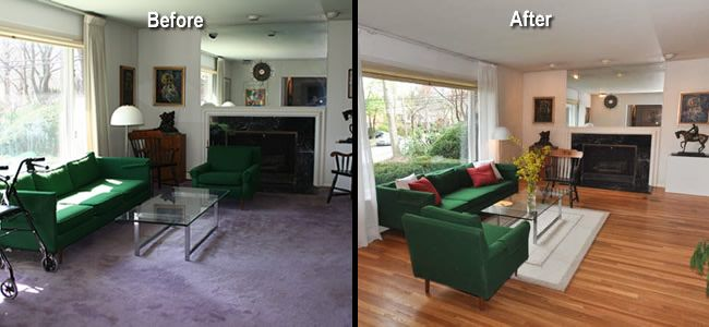 Image Result For Home Staging Before And After