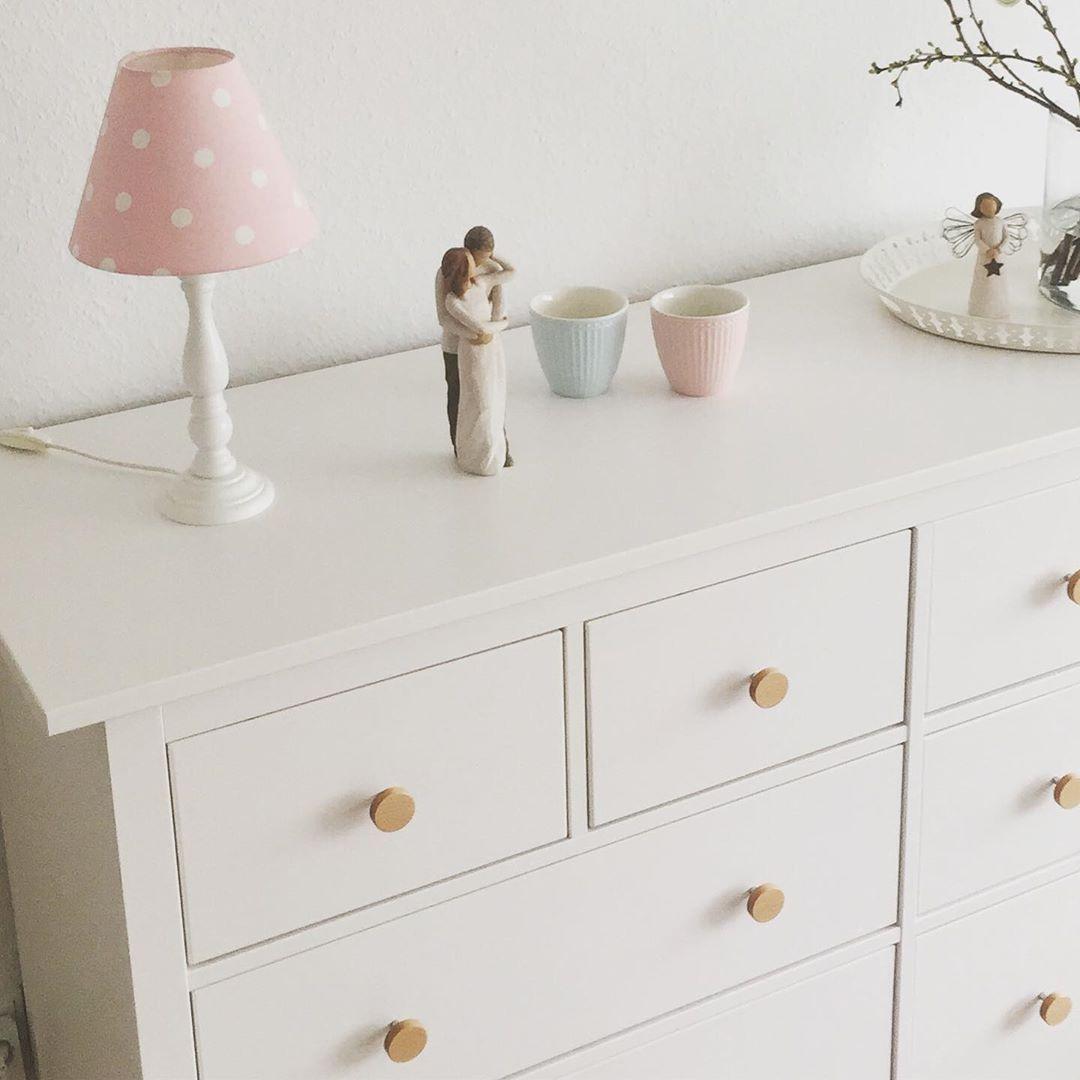 Wunsche Euch Einen Harmonischen Freitag Kommode Einrichtungsidee Mobelknopfe Meingriff Hemnes Interiordesign Inne Home Decor Furniture Home