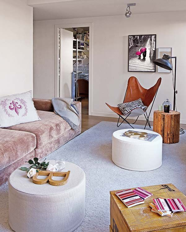Low Priced Home Decor: Tastefully Decorated Apartment In Spain