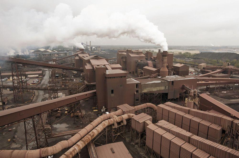 Burns harbor steel mill steel mill ostrava steel