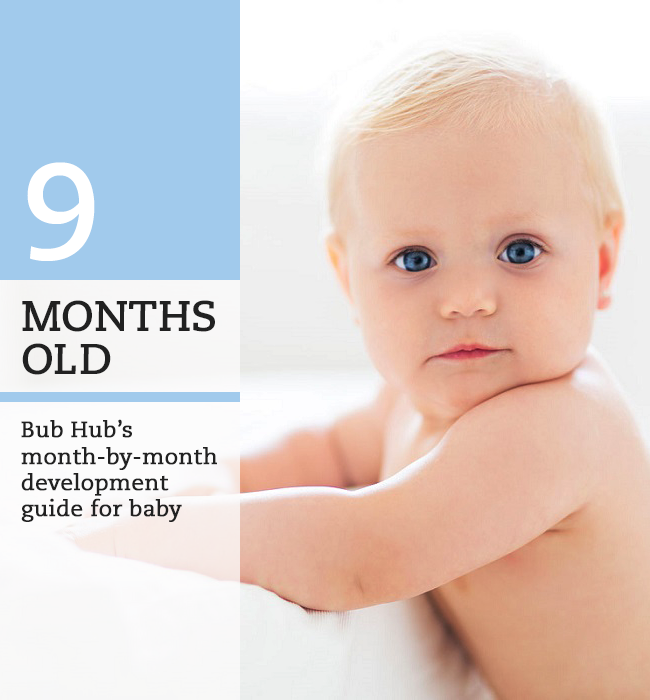 What should my 9 month old baby be doing? 9 - 10 month milestones ...
