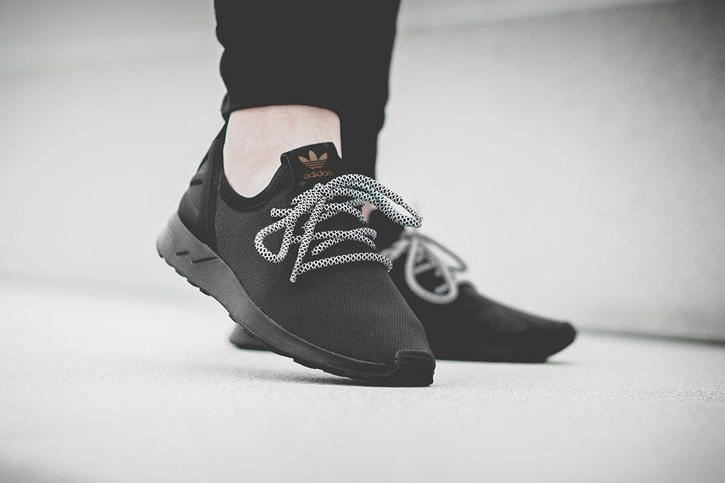 adidas zx flux tout noir
