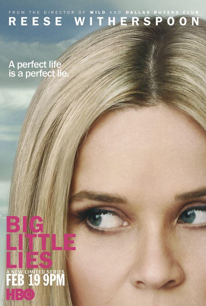 Big Little Lies 2017 Tv Series Poster Amusementphile Big Little Lies Big Little Hbo