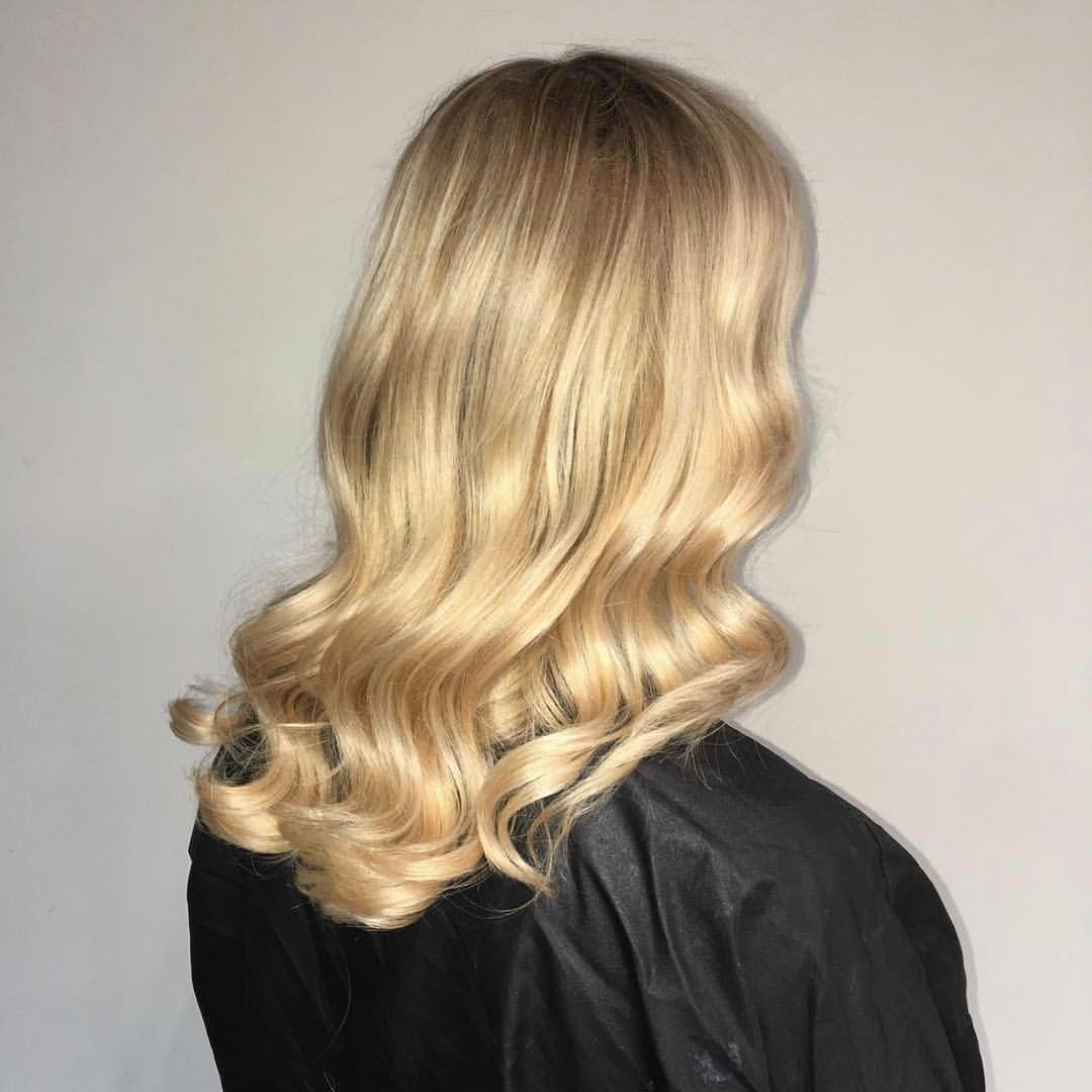 Keepin It Natural Using Our Luxe Volume Clip Ins In Shade Blonde
