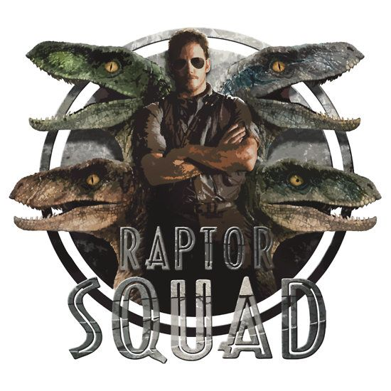 Raptor Squad T Shirt I Mean Who Doesn T Need A Raptor